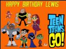 A4 Teen Titans Go Edible Icing or Wafer Birthday Cake Topper